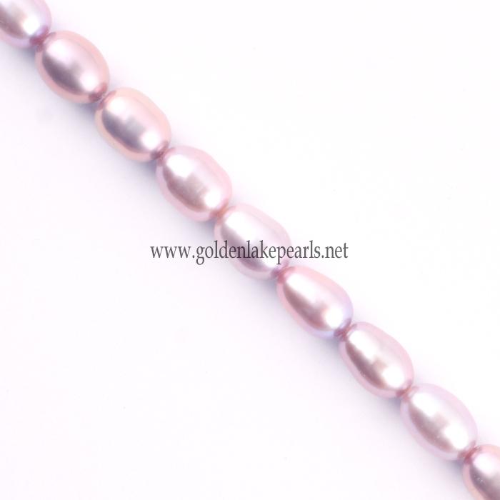 Strand 38cm Rose Quartz 2mm Plain Round Beads Pale Pink Almost Clear